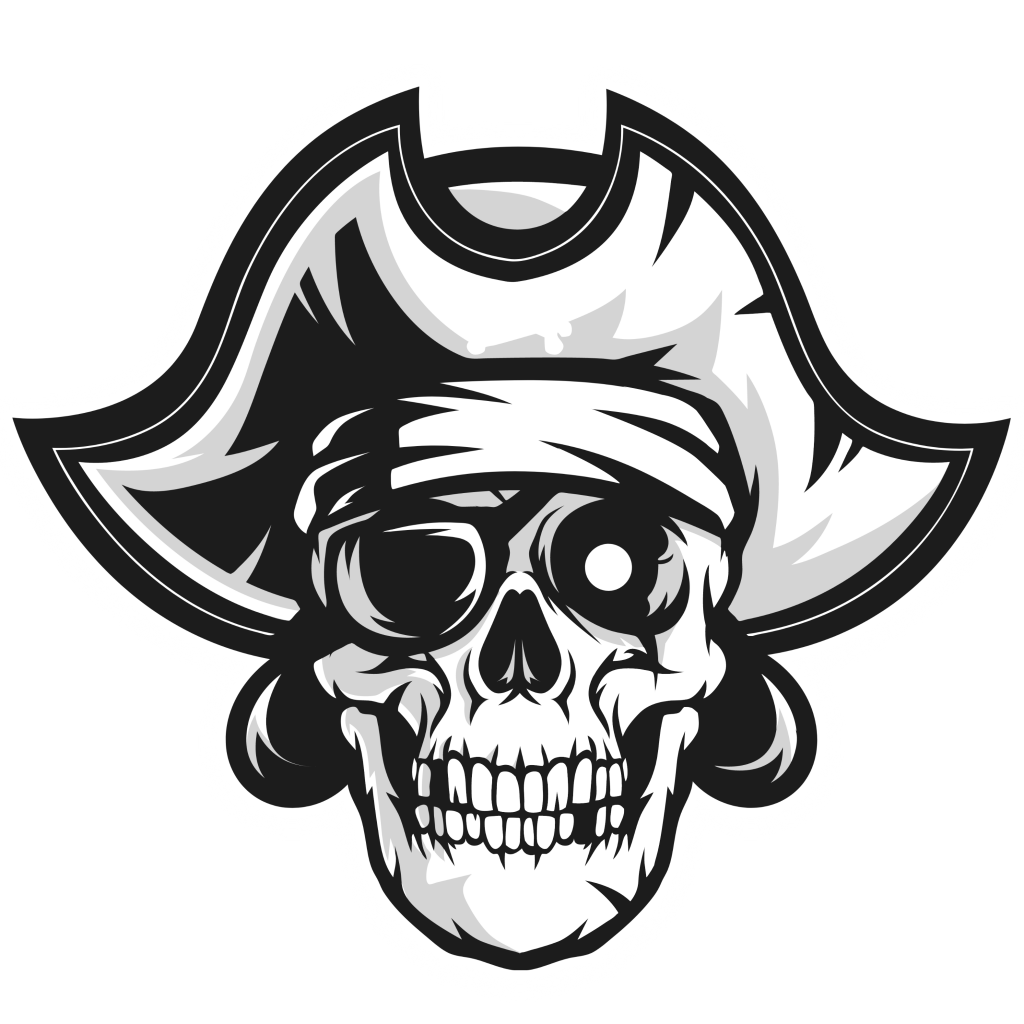 Pirates of Balls Deep Footer Logo